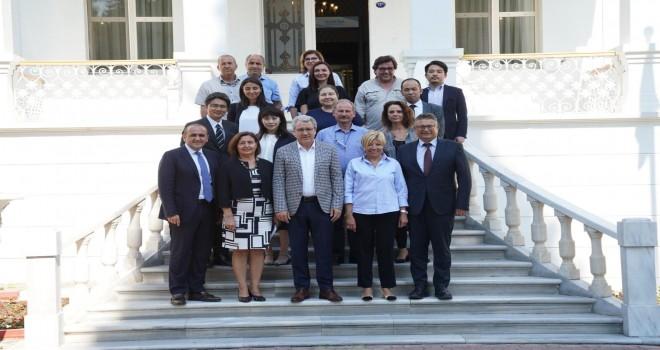 İzmir Tarım Teknoloji Merkezi çalışmaları sürüyor