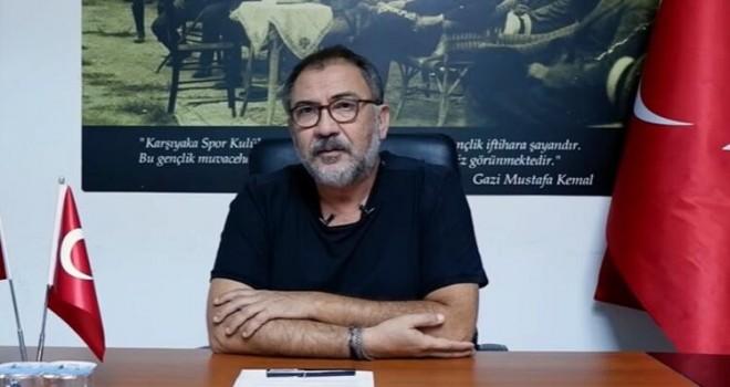 Büyükkarcı, Pınar Karşıyaka'yı kutladı