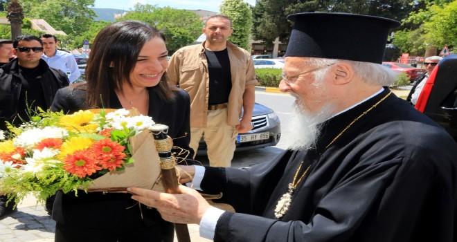 Selçuk, Aziz Yuhanna Yortusu'na ev sahipliği yaptı