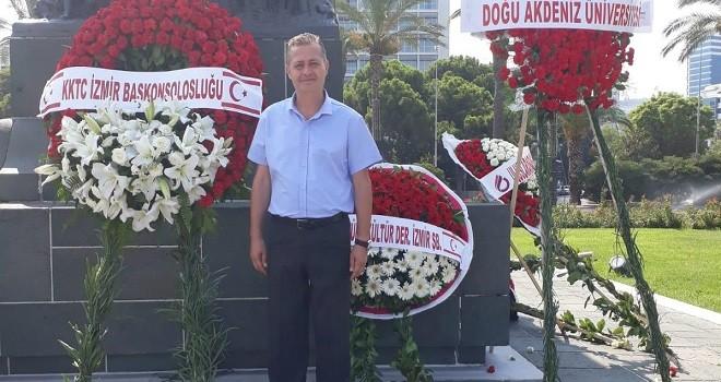 Kanber, Kıbrıs Barış Harekatının 44. Yıldönümü etkinliğine katıldı