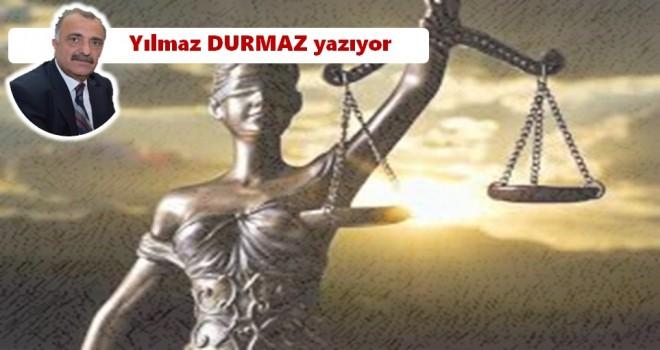 Vicdanın hukuku yazılmalı…