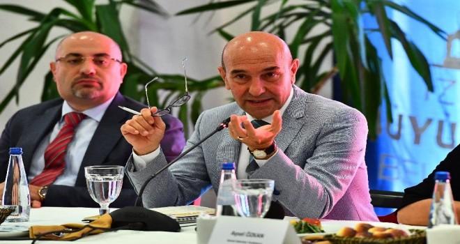 Türkiye'nin tarım politikalarını İzmir şekillendirecek