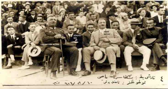 94 yıllık tarihi fotoğraf Mısır kulübünün arşivlerinden çıktı