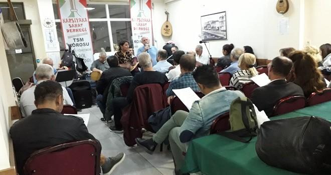 Karşıyaka Sanat Derneği'nden yeni yıl konseri...