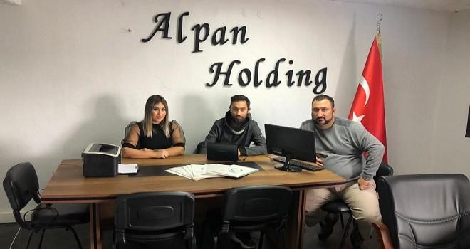 Alpan Holding, Karşıyaka'dan dünyaya yayılıyor…