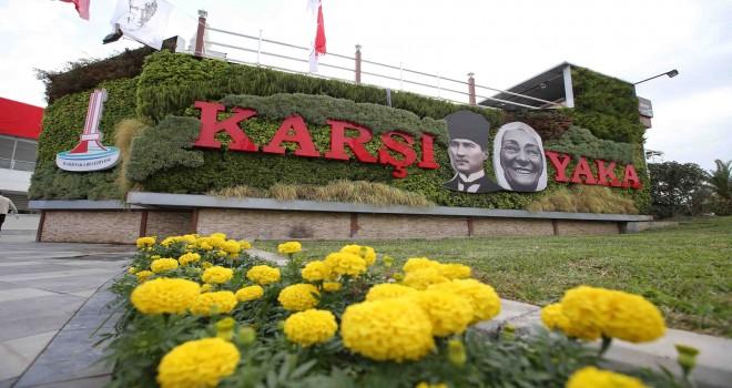 Karşıyaka 2019'u Atatürk yılı ilan etti