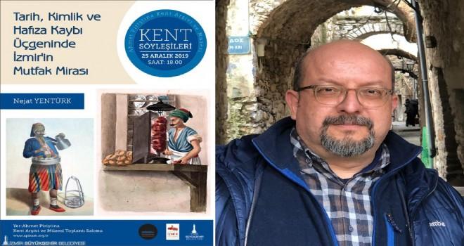 APİKAM'da ''İzmir Mutfağı'' söyleşisi