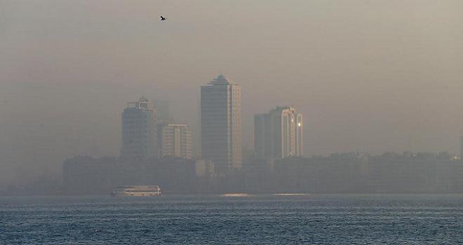 Karşıyaka hava kirliliğinde SOS veriyor