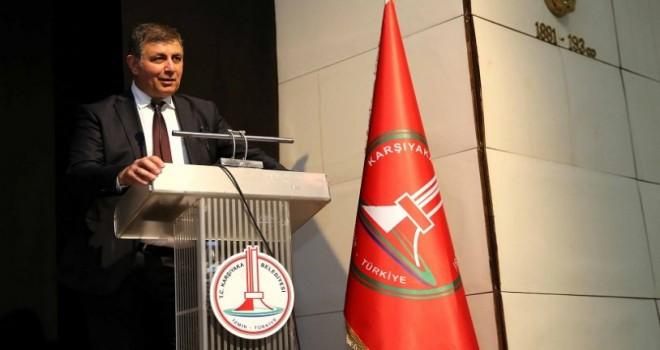 Başkan Tugay: Bölge belediyenin yükümlülüğünde değil