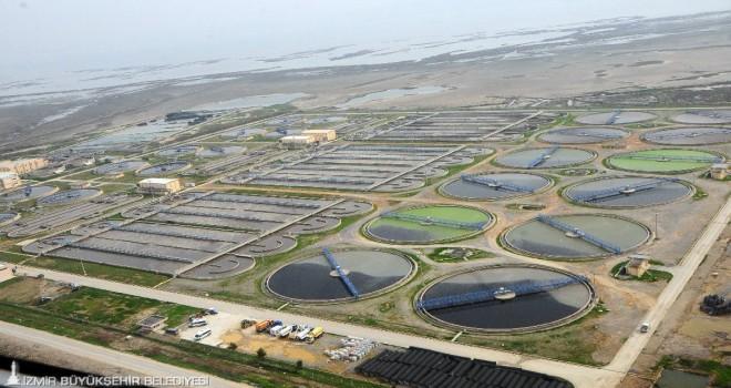 İzmir'de yağmur suyuna dev yatırım