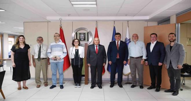 Karşıyaka'da tarihi buluşma