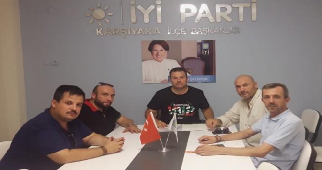 İyi Parti'li Berber'den KSK'ye sert eleştiri
