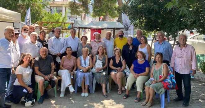 Kuvayı Milliye'nin Sivil Zaferi Lozan, Karaburun'da anıldı
