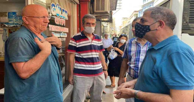 İYİ Parti İzmir İl Teşkilatı saha çalışmalarına başladı