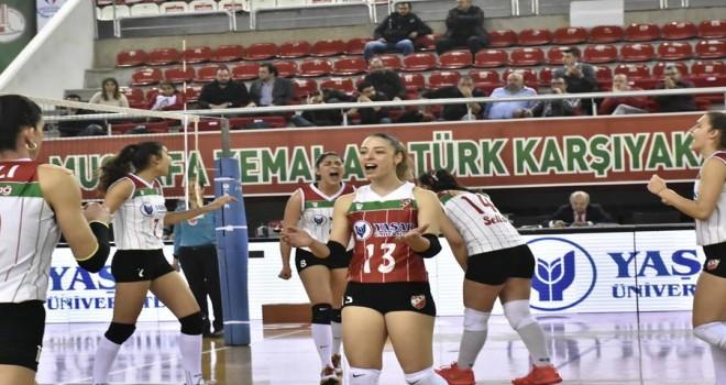 Kaf Kaf filede Balıkesir'de mutlu