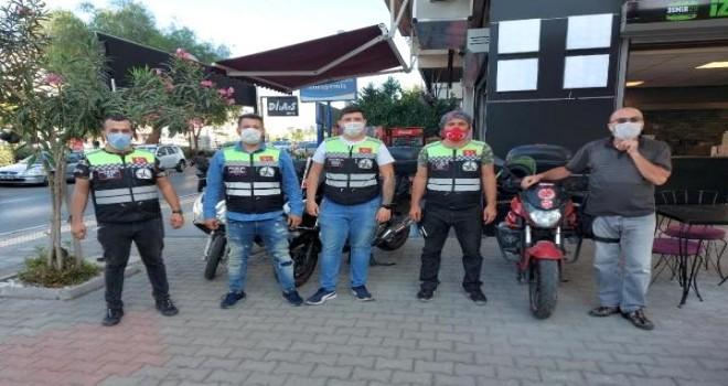 Karşıyaka Motosikletli Kuryeler Derneği Başkanı Bursalı: Hem işletmeleri hem de kuryeleri dolandırıyorlar