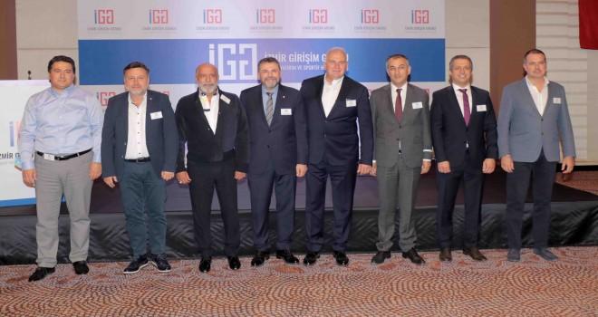 İzmir Girişim Grubu Gayrimenkul ve Sportif Hizmetler A.Ş. kuruldu