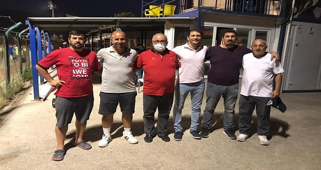 Erdem Esentepe'den anlamlı ziyaret