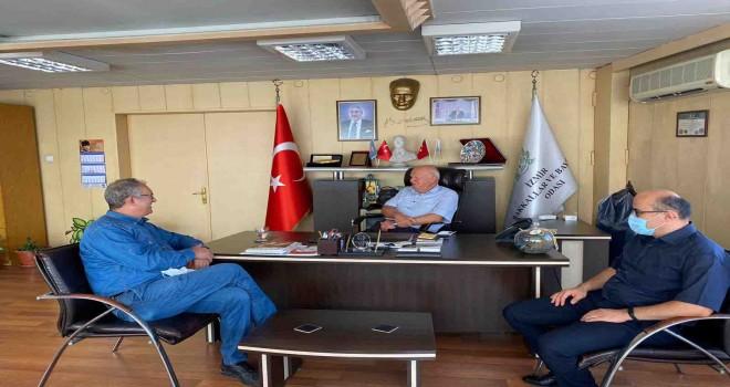 CHP'li Sertel esnafın sorunlarını dinlemeye devam ediyor