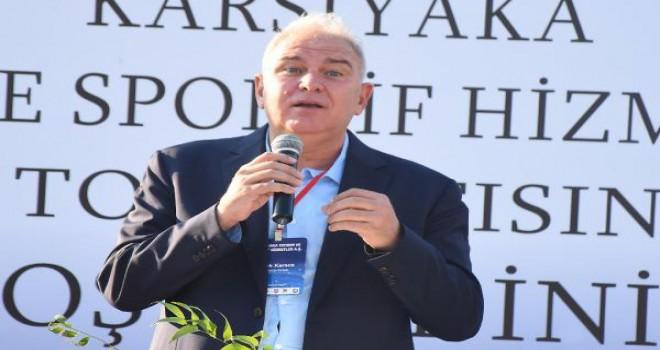 Cenk Karace: Uyumlu bir yönetimle branşlara sponsor olmaya hazırız