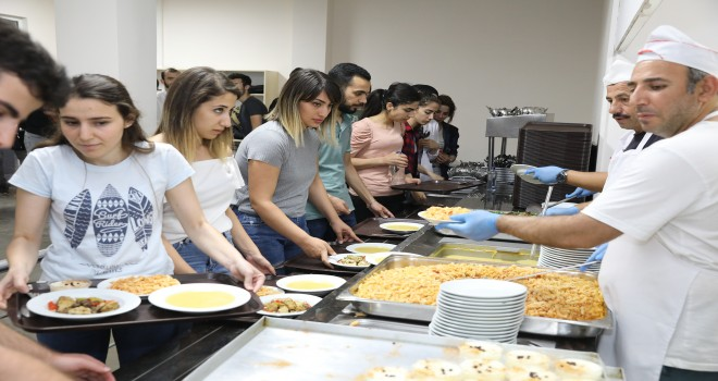 9 Eylül Üniversitesi'nde gıda israfı olmayacak