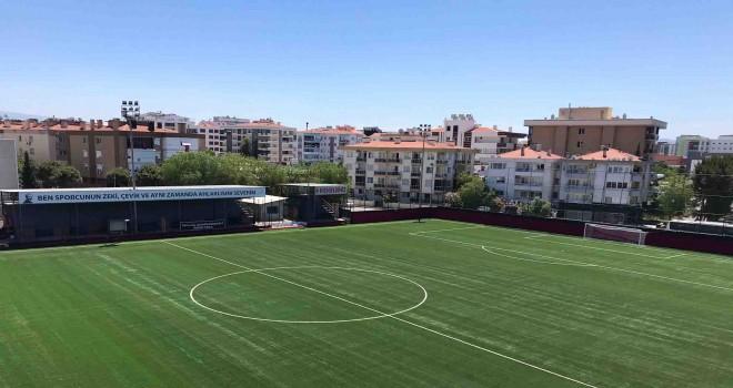 İzmir Büyükşehir'in spora desteği pandemide devam etti
