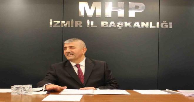 MHP'li Şahin: İzmir Bizim Şehrimiz