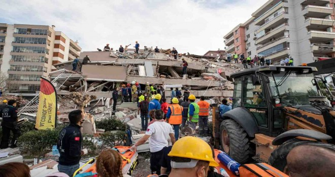 """""""İzmir Depremi Ortak Akıl Buluşması"""" başlıyor"""