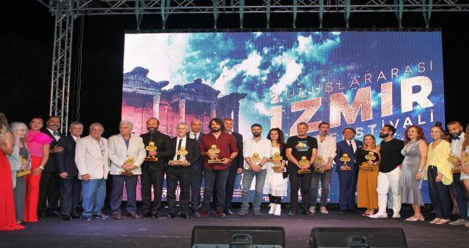 İzmir Film Festivali'nde müthiş final…
