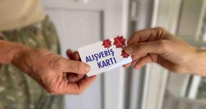 Dikili'de alışveriş kartı uygulaması