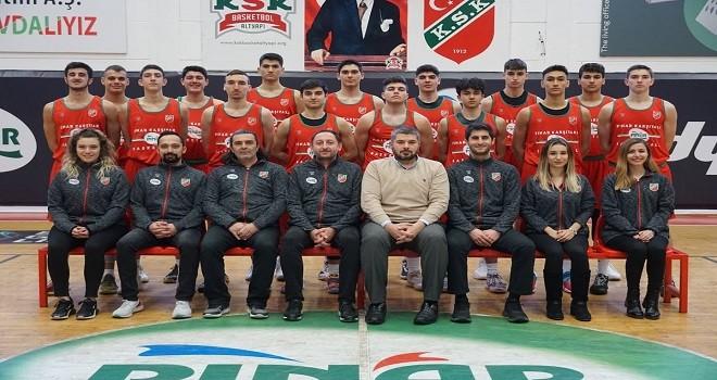 Pınar Karşıyaka Genç Takımının teknik kadrosu belirlendi