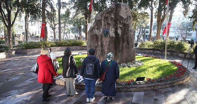 Kadınlar Günü Karşıyaka'da coşkuyla kutlandı