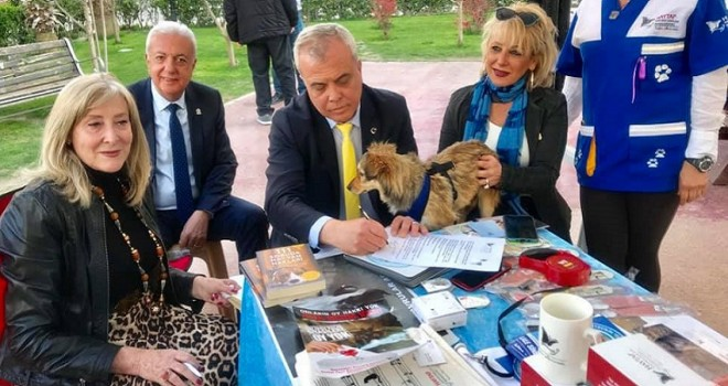 İYİ Parti'den hayvanlara özel projeler...