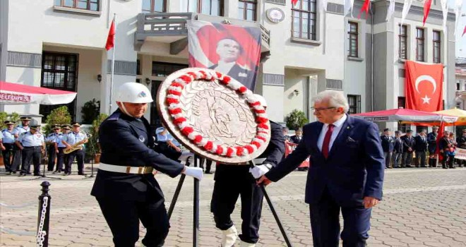 Ödemiş'in kurtuluşunun 98. yıl dönümü kutlanacak