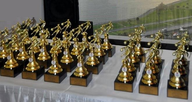 Basketbol Oskarları ve Spora Hizmet Ödülleri dağıtılıyor...