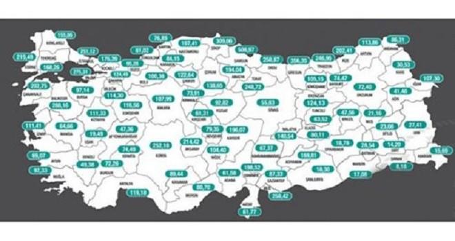 İzmir kırmızı eşiği aştı, koronavirüs patladı…