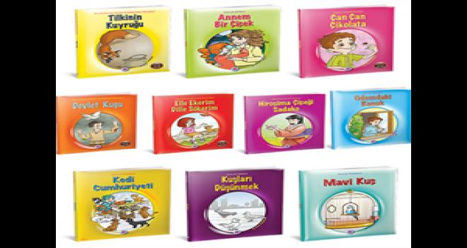 Okuma Kitapları Çocuklara Kitap Okuma Alışkanlığı Aşılar