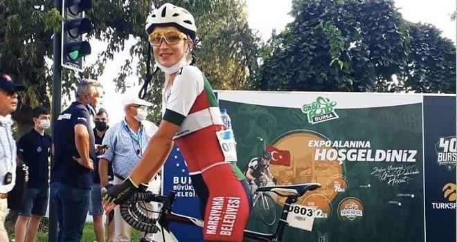 Karşıyakalı bisikletçi kaza kurbanı