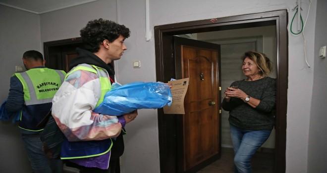 Karşıyaka'da ambalaj atıkları çöpe değil, geri dönüşüme gidecek