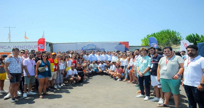 CHP Gençlik Kolları Emek, Gelecek ve Zafer Kampı devam ediyor