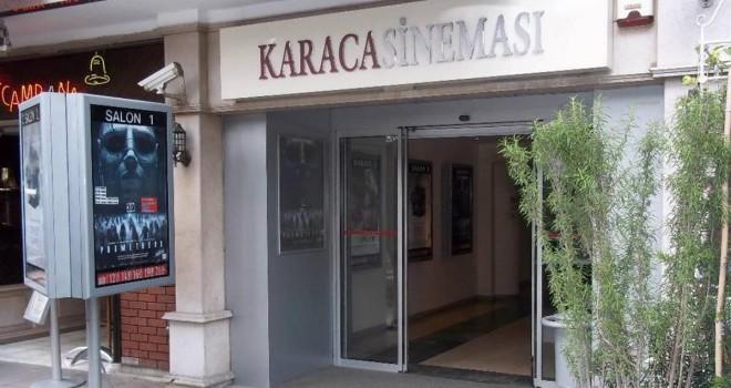 İzmir Büyükşehir Belediyesi'nden Karaca Sineması'nda film izlemek isteyenlere bilet hediye