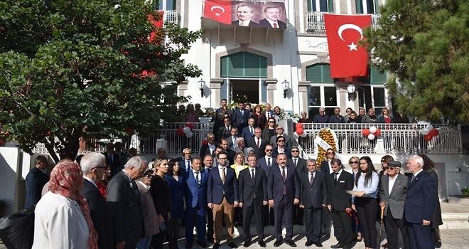 Karşıyaka Öğretmenler Lokali açıldı