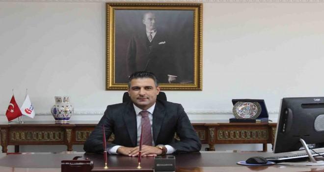 İzmir'in yeni Vergi Dairesi Başkanı Alanlı görevine başladı