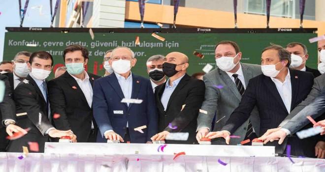 Kılıçdaroğlu İzmir'de 4 büyük yatırımı hizmete alacak