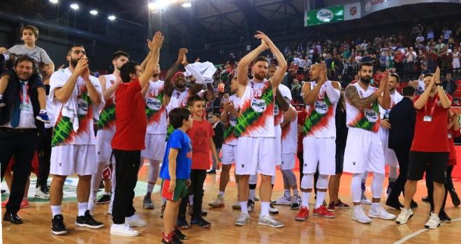 Pınar Karşıyaka, Galatasaray'ı konuk ediyor