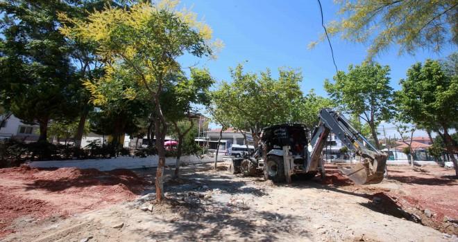 Uzundere Meydan Projesi başladı
