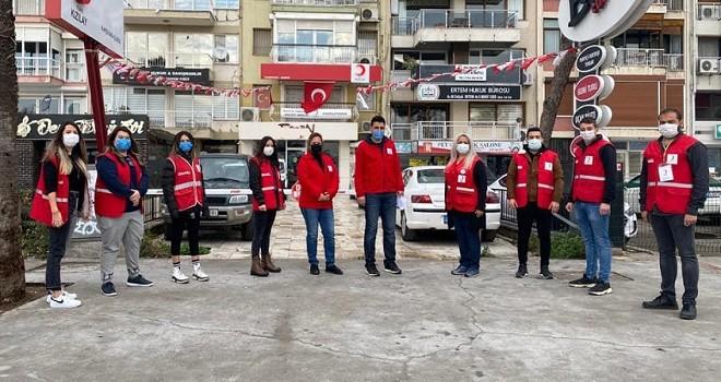 Kızılay Karşıyaka'da yeni yıl tatilinde de boş durmadı!