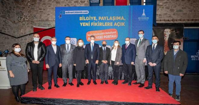 İzmir ile ilgili veriler erişime açıldı