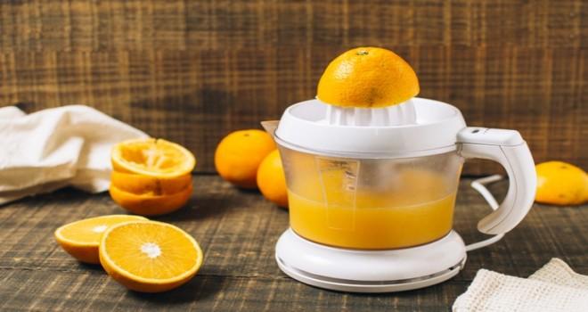 Sağlıklı Yaşam İçin Meyve Sıkacağı