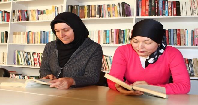 Kütüphaneler hayatlarını değiştirdi